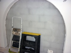 Mirror wall 1