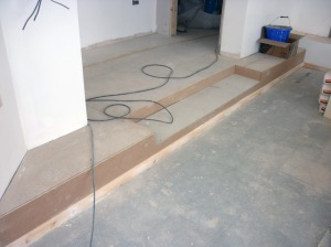 Oak Floor Edging Filling 1