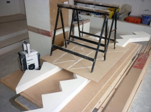 protecting stair stringers