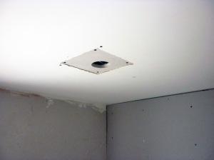 Repairing Ceilings 1