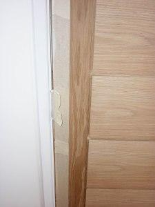 Taping doors 3