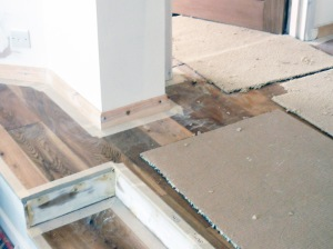 Taping Flooring 4 and repairs