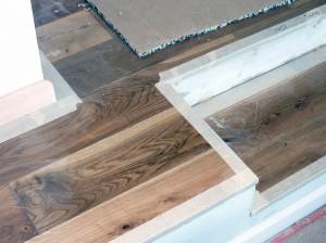 Taping Flooring 5 and repairs