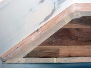 Taping Flooring 6 and repairs