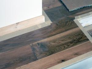 Taping Flooring 7 and repairs